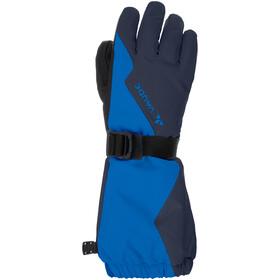VAUDE Snow Cup Gloves Kids radiate blue